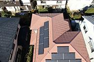 屋根の上をドローンで調査1画像2