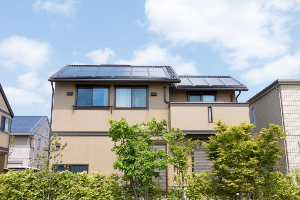 太陽光発電と蓄電池を一緒に設置するメリット画像